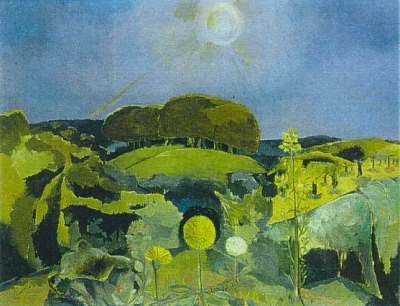 paul nash summer solstice
